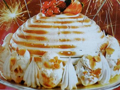 Рецепт торт мороженое под куполом